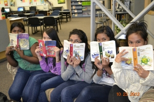 We love the Learning Commons!!